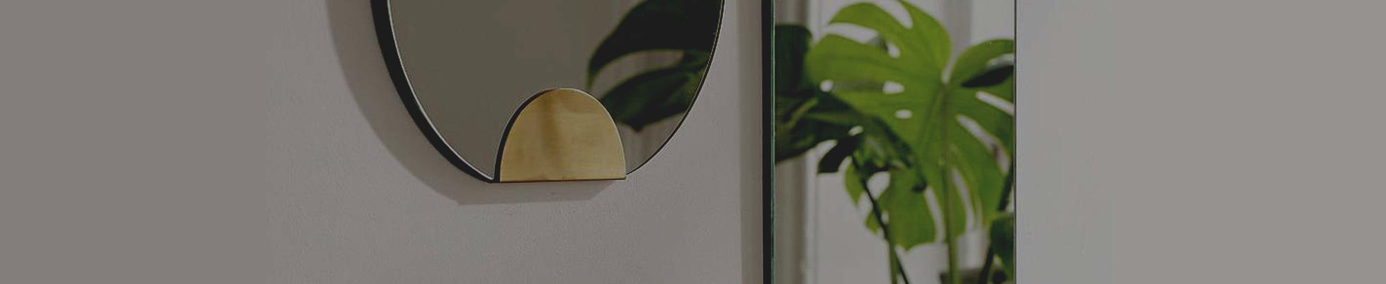 Image Tendance déco : accumulez les miroirs