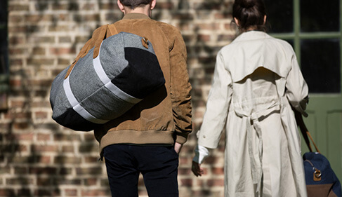 The best men's week-end bags